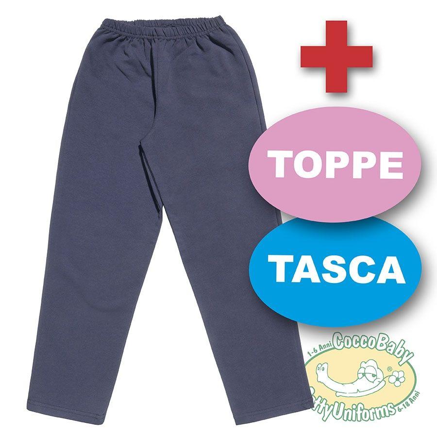 Pantalone pesante lungo e dritto coccobaby for Sacchetti folletto fp 140