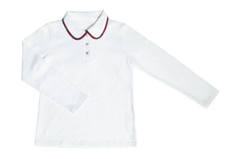 more photos 547e8 ee742 Polo manica lunga per bambini e ragazzi e polo manica corta ...