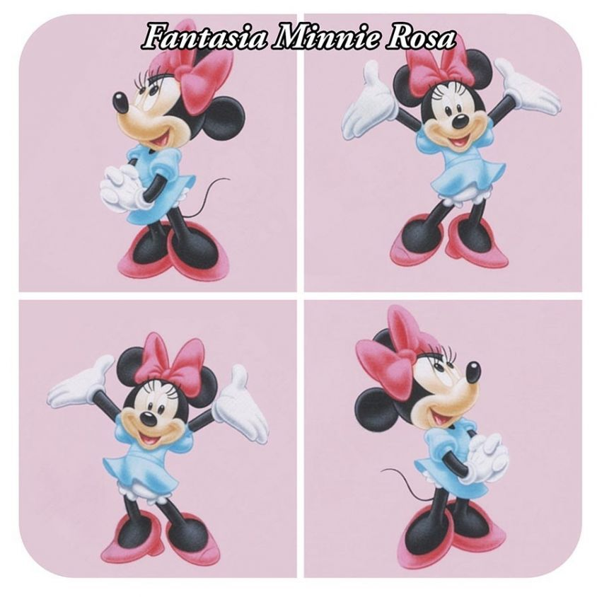 "Fantasia ""Minnie"" Rosa"