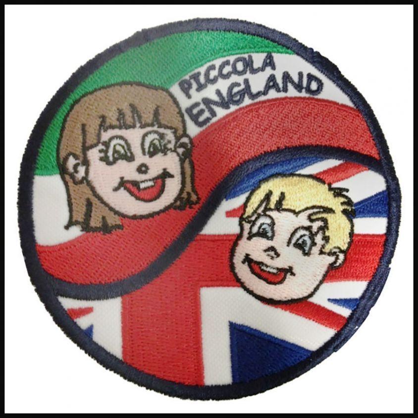 Scuola Bilingue PICCOLA ENGLAND usa Divise Scolastiche prodotte da CoccoBABY.com