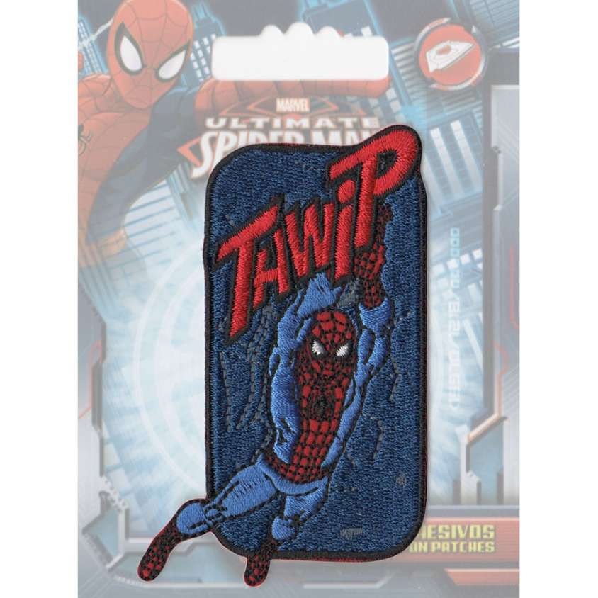 Patch ricamo Spiderman 02