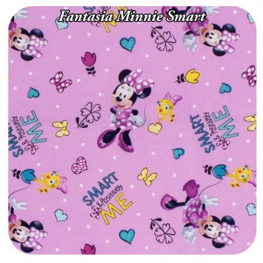 "Fantasia ""Minnie smart"""