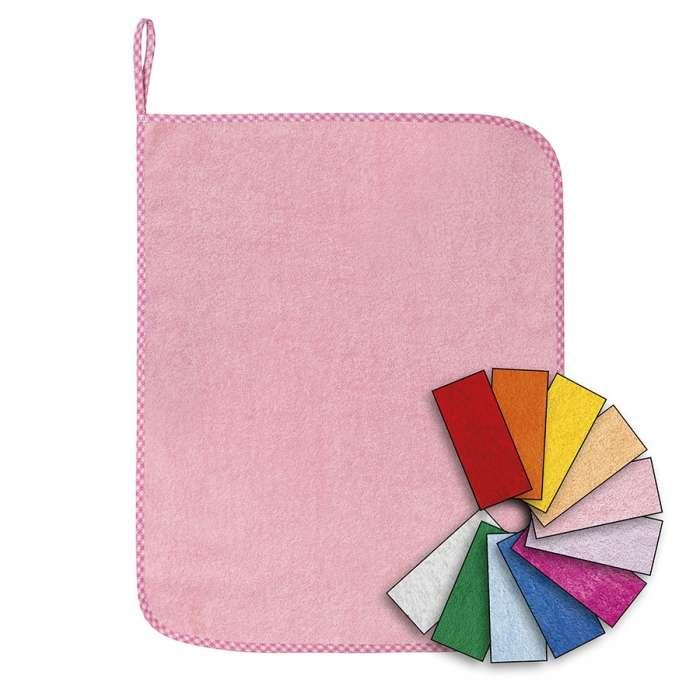Asciugamani E Bavaglini Personalizzati.Gli Asciugamani 43x54 Cm Coccobaby