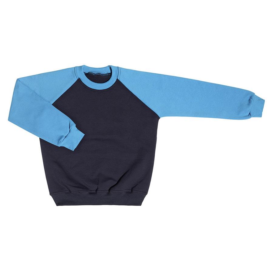 Bicolor sweatshirt